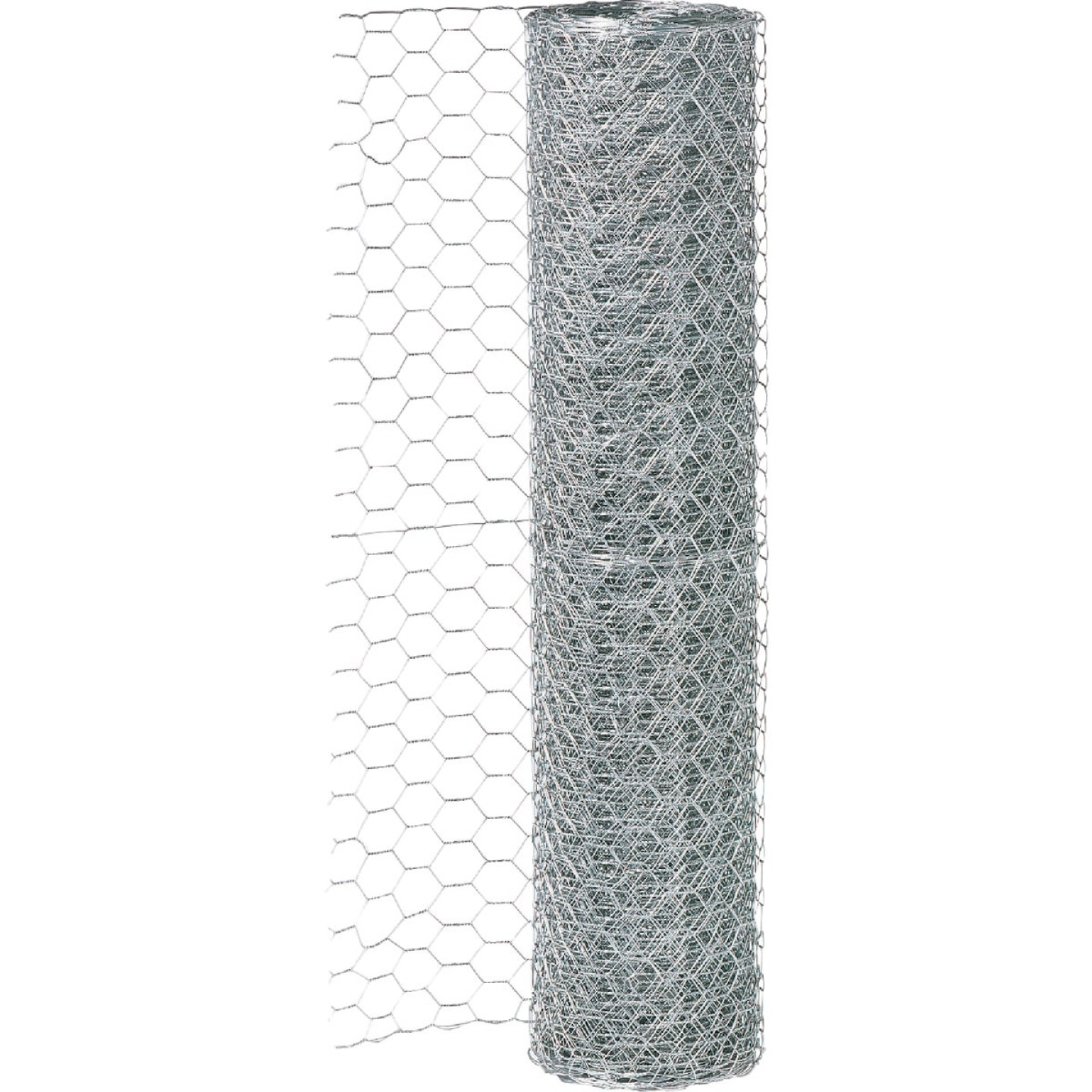 Do it 1 In. x 24 In. H. x 25 Ft. L. Hexagonal Wire Poultry Netting Image 2